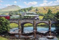 Crossing the Ribble Jigsaw Puzzle Gift Box|Gibsons Jigsaws